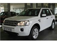 2012 LAND ROVER FREELANDER 2.2 SD4 SE