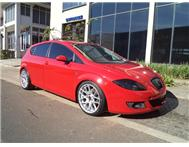 SEAT - Leon 2.0 TDi 6 Speed