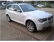 2008 BMW X3 3.0 D MSport model Neil 082 929 9237 auto