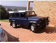 2008 LAND ROVER DEFENDER 110 Puma