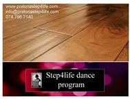Join The Pretoria Step4life dance program today