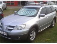 2006 MITSUBISHI OUTLANDER 2.4GLS - RICHARDS BAY