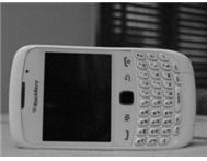 BlackBerry 9300 Limited white Excellent condition