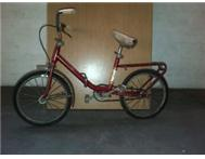 ANTIQUE KIDDIES BICYCLE