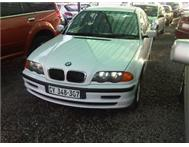 BMW 318iE46 AUTO LOW LOW KM
