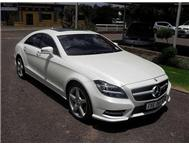 2012 MERCEDES-BENZ CLS CLS250 CDI BE