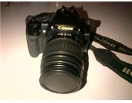 CANON EOS DSLR CAMERA 400D MODEL WITH STANADARD AND 70-300MM