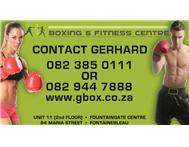 Boxing Ladies and Mens