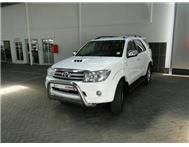 2010 TOYOTA FORTUNER 3.0 d4d manual 4x4