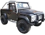 Land Rover Accessories and Custom Parts