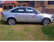 Volvo S40 with low kilometres