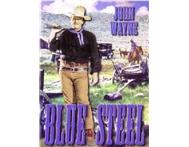 Movie DVD Blue Steel (John Wayne) in Cds & DVDs Free State Reitz - South Africa