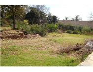 R 750 000 | Vacant Land for sale in Waterkloof Glen Pretoria East Gauteng