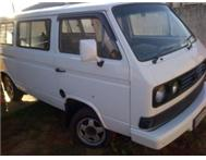 Microbus with 4Y Toyota Engine =R30 000