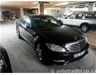 2010 MERCEDES-BENZ S-CLASS S350 CDi BlueEFFICIENCY 4dr Auto