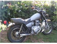 YAMAHA SR250cc - ROAD BIKE South Rand