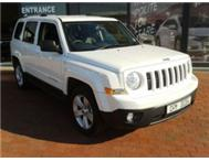 2011 Jeep Patriot 2.4 Lim CVT AT