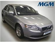 2013 VOLVO S40 A/T 2.0 POWERSHIFT