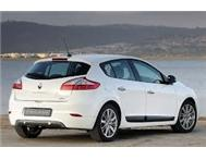 Drive and own a demo Renault Megane 1.4 from R 3299pm