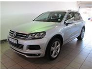 2013 Volkswagen Touareg V6 TDI BlueMotion Technology