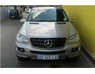 Mercedes Benz ML 320 CDI A/T