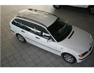 2005 BMW 3 SERIES 318i TOURING A/T (E46)