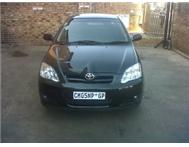 Used 2006 1.4 Toyota RunX Sport For Sale!!!
