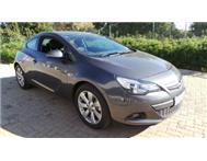 2013 Opel Astra GTC 1.4 Turbo Enjoy