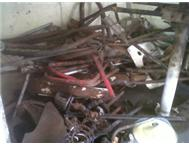 Partner or investor in a scrap metal business