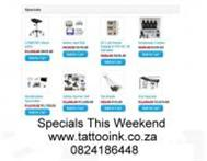 Tattoo Equipment Super Store Gauteng