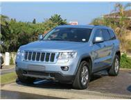 2013 JEEP GRAND CHEROKEE 3.0L CRD LTD A