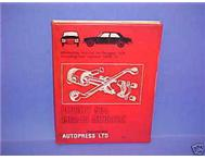 Peugeot 504 1968-70 Autobook Workshop Manual