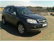 2007 CHEVROLET CAPTIVA 2.0D Manual