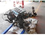 Golf 2 Motor and Gearbox