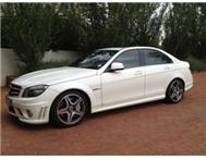 2008 Mercedes Benz C 63 AMG Pretoria North