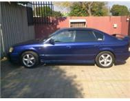 Subaru Legacy b4 twin turbo for sale
