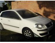 A CHEAP VW POLO 2008 MODEL 1.4 IN GOOD CONDITION.
