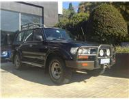 Toyota - Land Cruiser 80 4.5 GX Petrol Station Wagon
