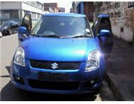 SUZUKI SWIFT 2010 1.5L