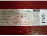 justin Bieber Another Big Concert Experience R2800