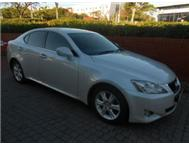 2008 Lexus IS 250 6A S