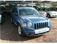 2008 JEEP COMPASS 2.4 LTD A/T