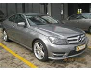 2012 Mercedes-Benz C-class C350 Be Coupe A/t