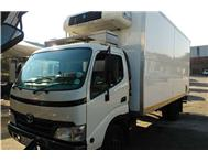 Toyota Dyna 8-145 Fridge