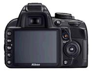 Nikon D3100 Body with 18-55VR and 5...