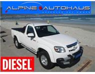 MAZDA BT-50 3000 CRDi DRIFTER SLX 2007 in ice white