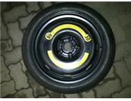 Biscuit Space saver Spare wheel for bmw 1 2 3 5 series 15