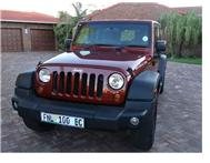 2009 Jeep Wrangler Rubicon Unlimited 3.8 4x4
