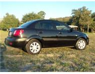2008 Black Kia Rio 1.4i High