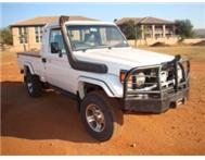 Landcruiser Pick-up 4.2D 2002 They were and are still the best!